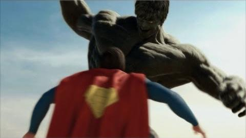 Superman VS Hulk The Movie