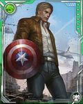 Second Term Captain America