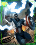 Back in Action Captain America