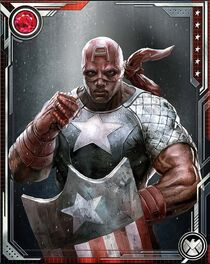 [Isaiah Bradley] Captain America