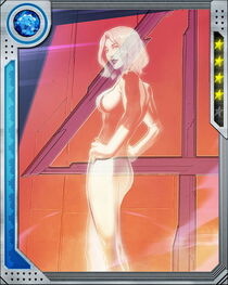 [Fundamental Forces] Invisible Woman+