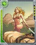 Savage Protectress Shanna The She-Devil