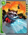 Keystone Quadrant Guardian Rocket Raccoon