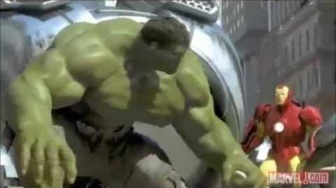 Spider Man Iron Man Hulk