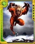 Slasher Sabretooth