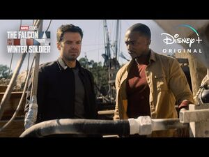 Join - Marvel Studios' The Falcon and The Winter Soldier - Disney+