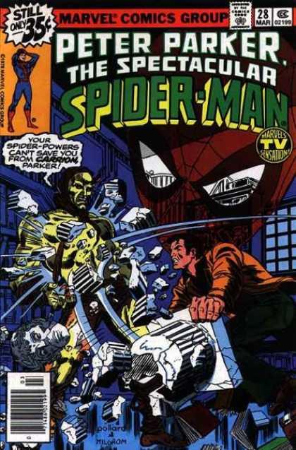 Peter Parker, O Espetacular Homem-Aranha Vol 1 28