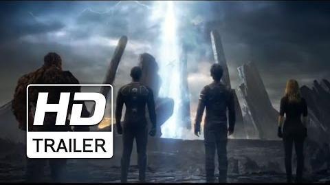 Quarteto Fantástico Trailer Oficial Legendado HD