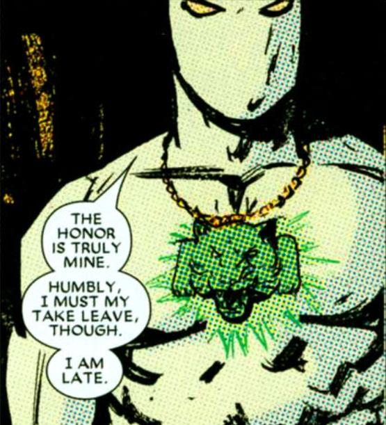 Amuleto del Tigre de Jade