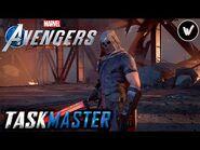 Таскмастер - Taskmaster - Marvel's Avengers