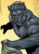 Hrimhari (Earth-616) from War of the Realms Uncanny X-Men Vol 1 3 001