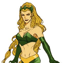 Sylvie Lushton (Terre-616)