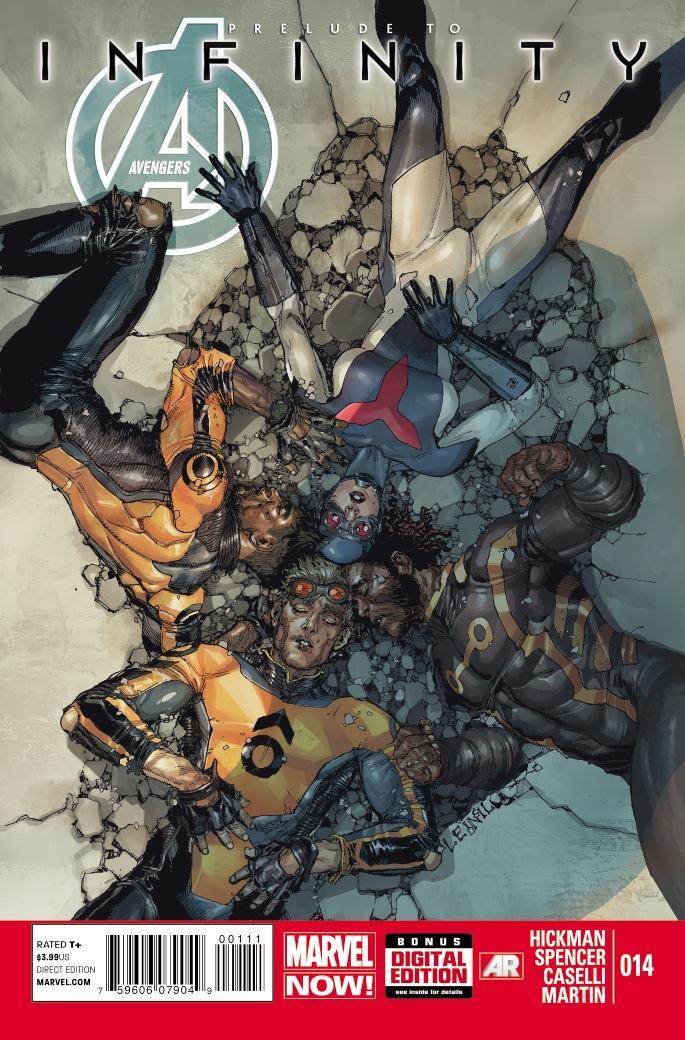 Os Vingadores Vol 5 14