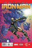Iron Man Annual Vol 5 1