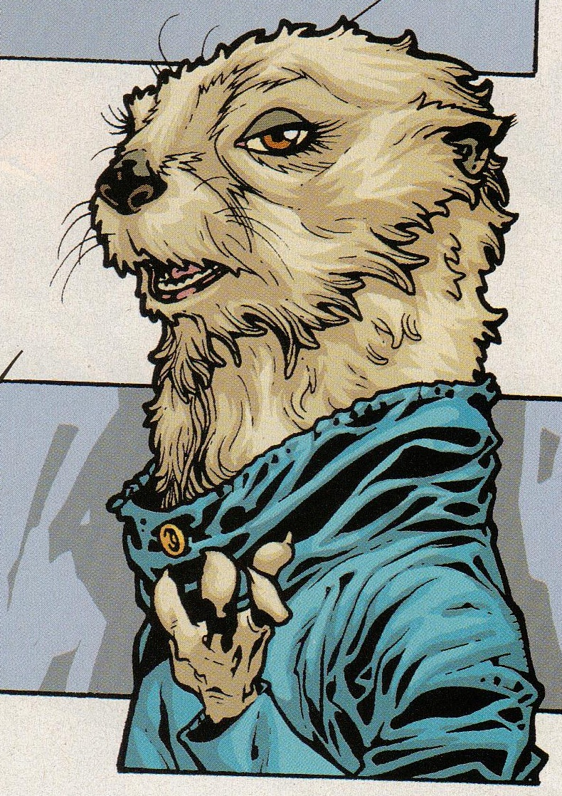 Lylla (Tierra-616)
