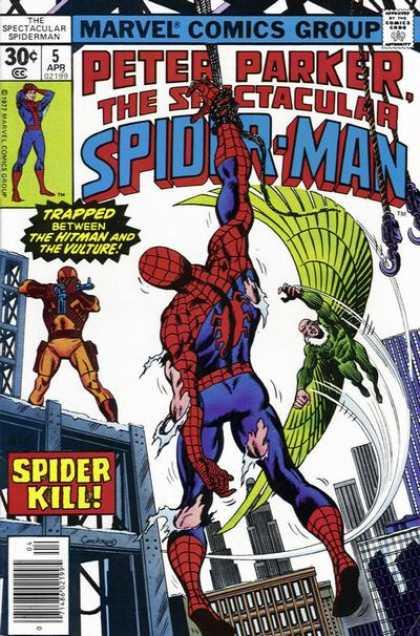 Peter Parker, O Espetacular Homem-Aranha Vol 1 5