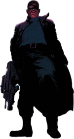 250px-Nicholas Fury (Earth-1610) from Ultimate Comics Ultimates Vol 1 1.png