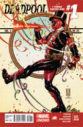 Deadpool Vol 3 25.NOW