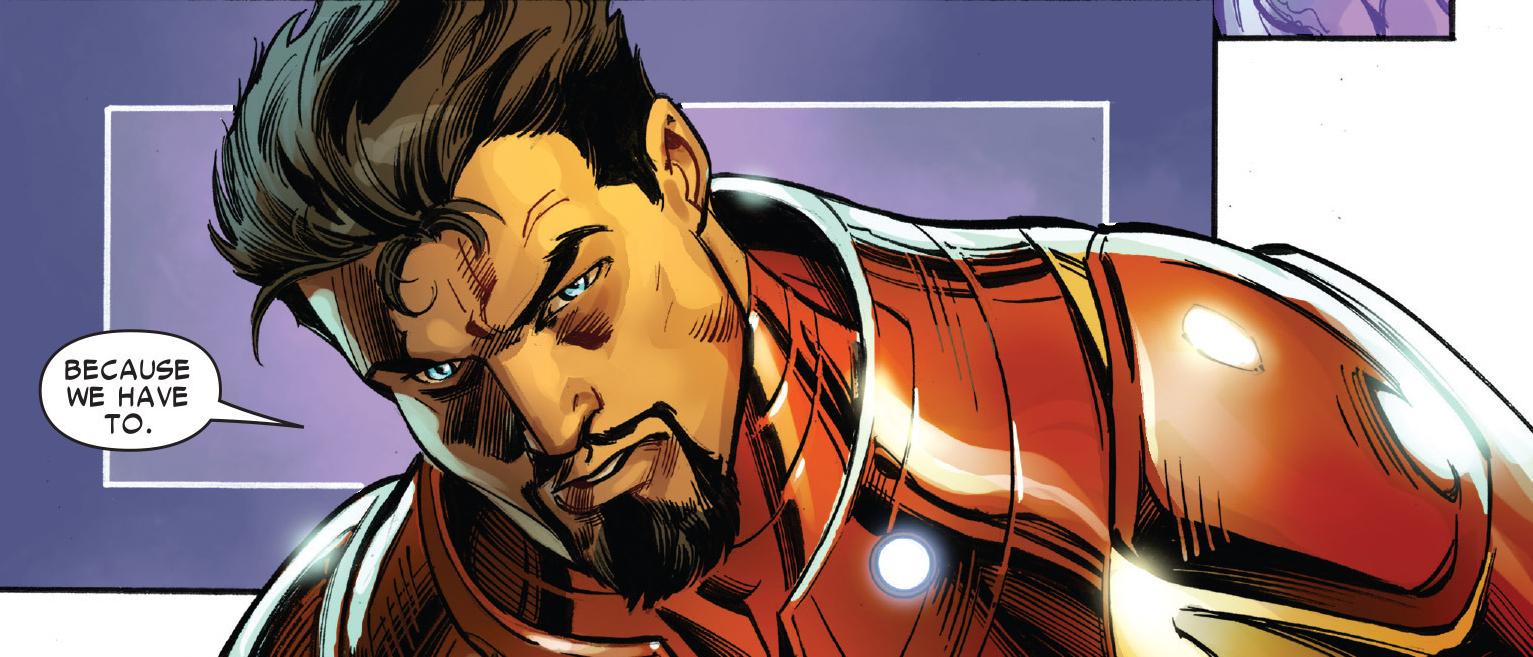 Anthony Stark (Primário) (Terra-61610)