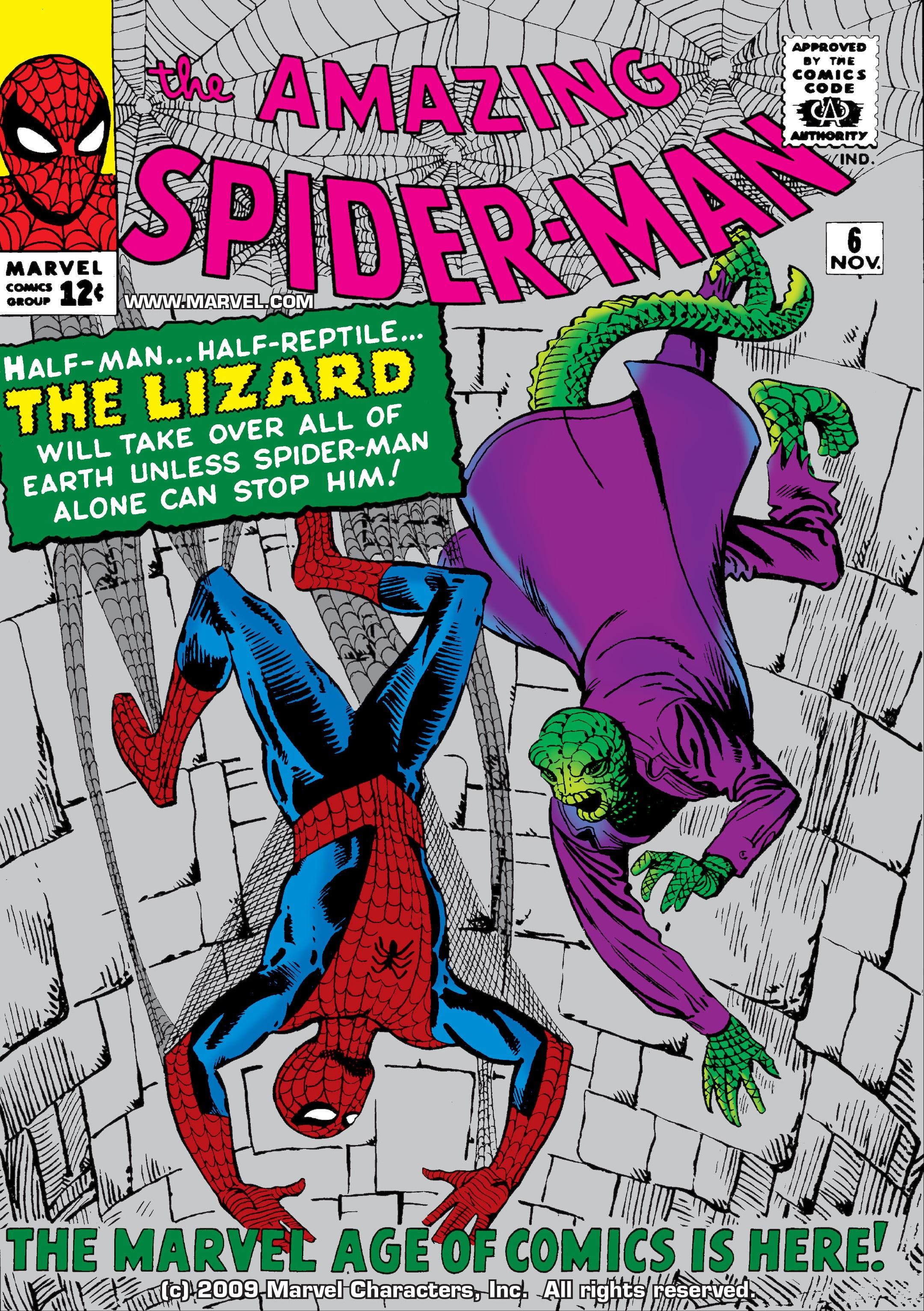 O Espantoso Homem-Aranha Vol 1 6