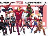 Totalmente Nova e Diferente Marvel