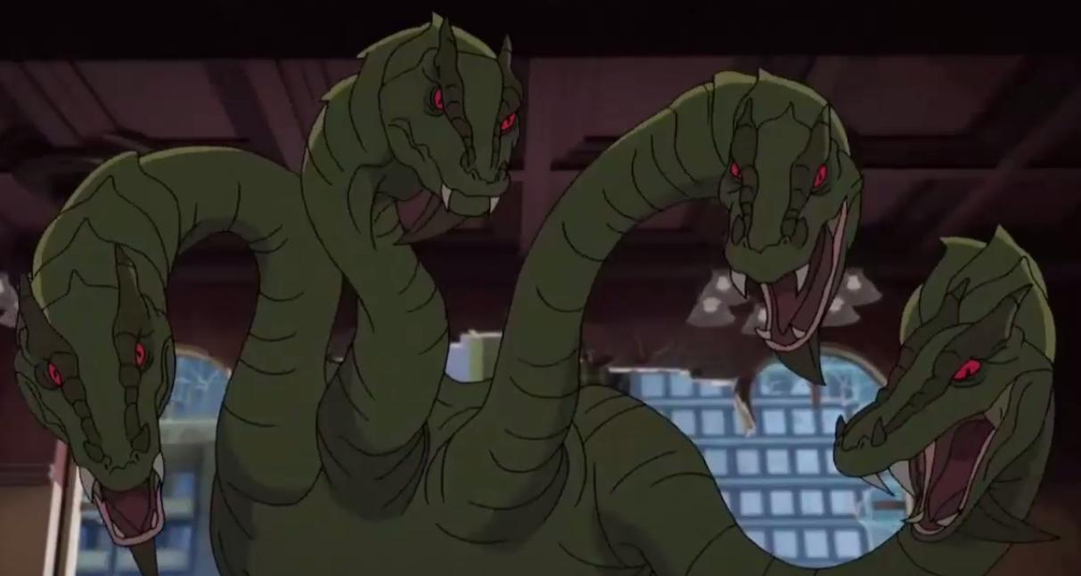 Lernean Hydra (Tierra-12041)