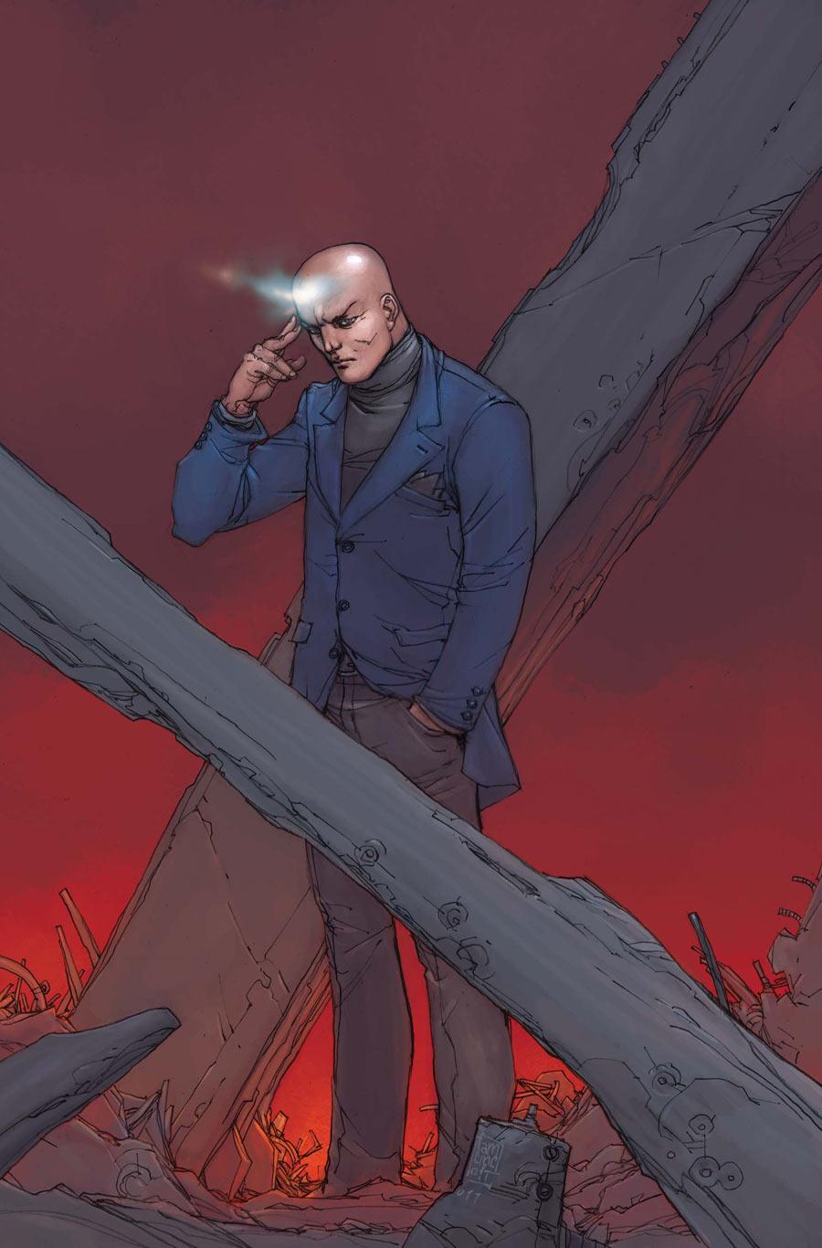 Charles Xavier (Tierra-616)