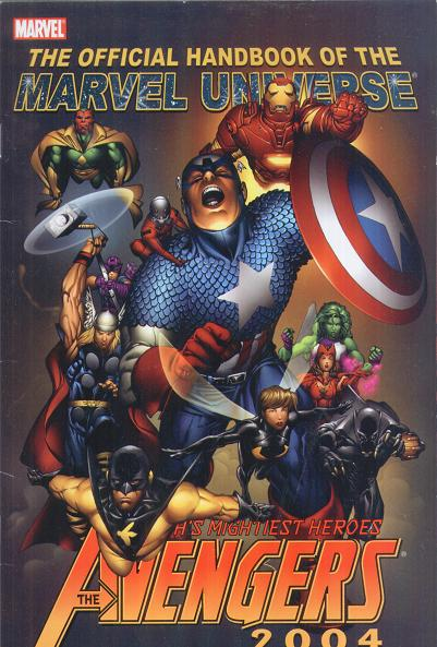 Manual Oficial do Universo Marvel Vol 4 3