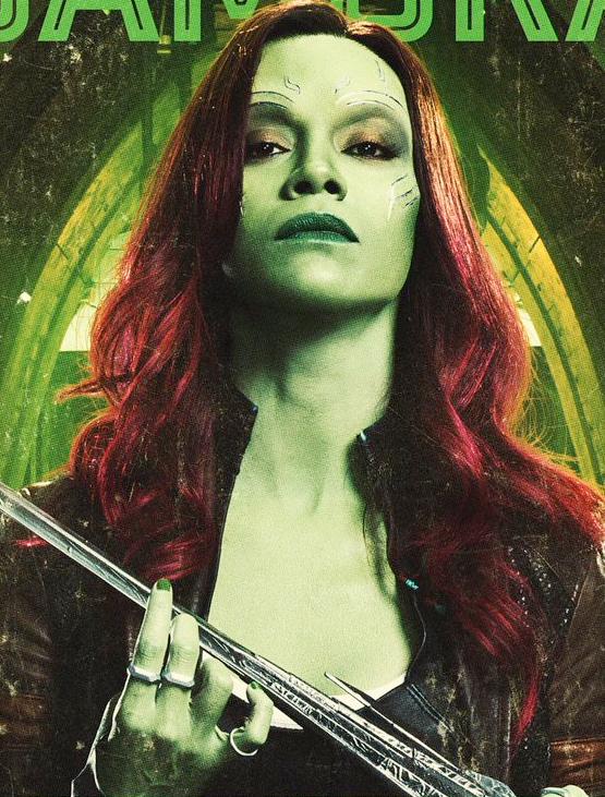 Pin by KT KINTANAR on DC Comics Art in 2020   Gamora