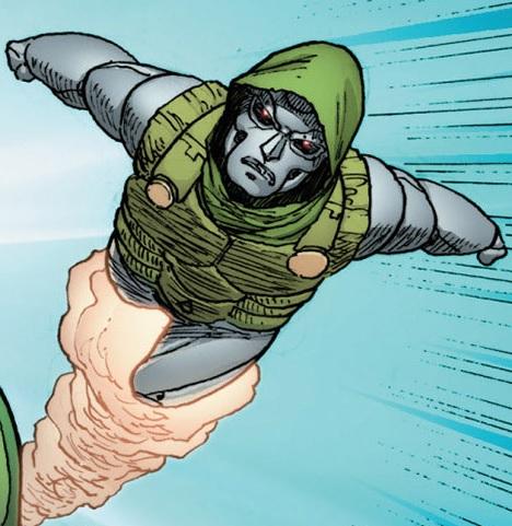Doombot (Vengador) (Tierra-616)