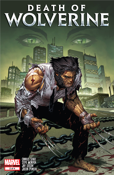 A Morte do Wolverine Vol 1 2