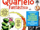 Quarteto Fantástico Vol 1 1