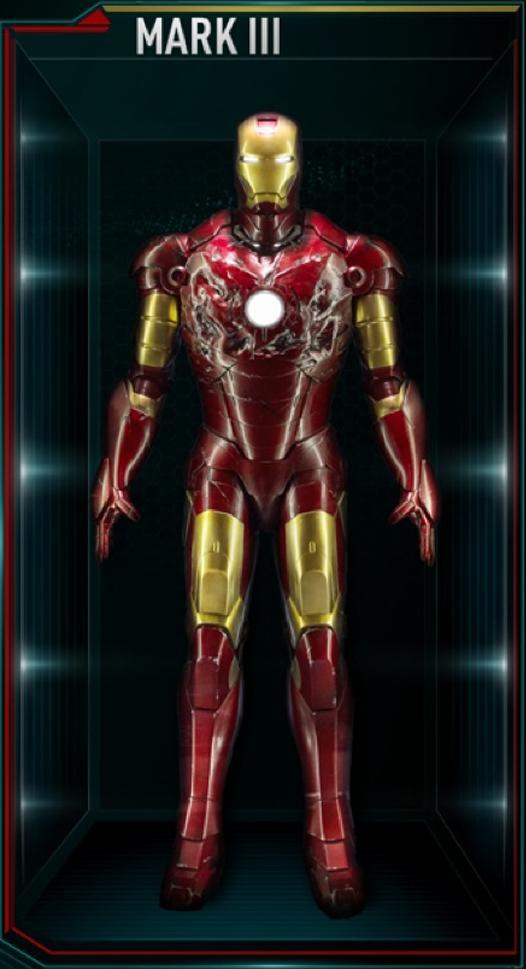 Armadura de Iron Man MK III (Tierra-199999)