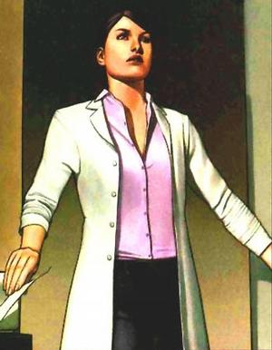 Maya Hansen (Tierra-616)