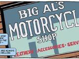 Магазин мотоциклов Большого Эла