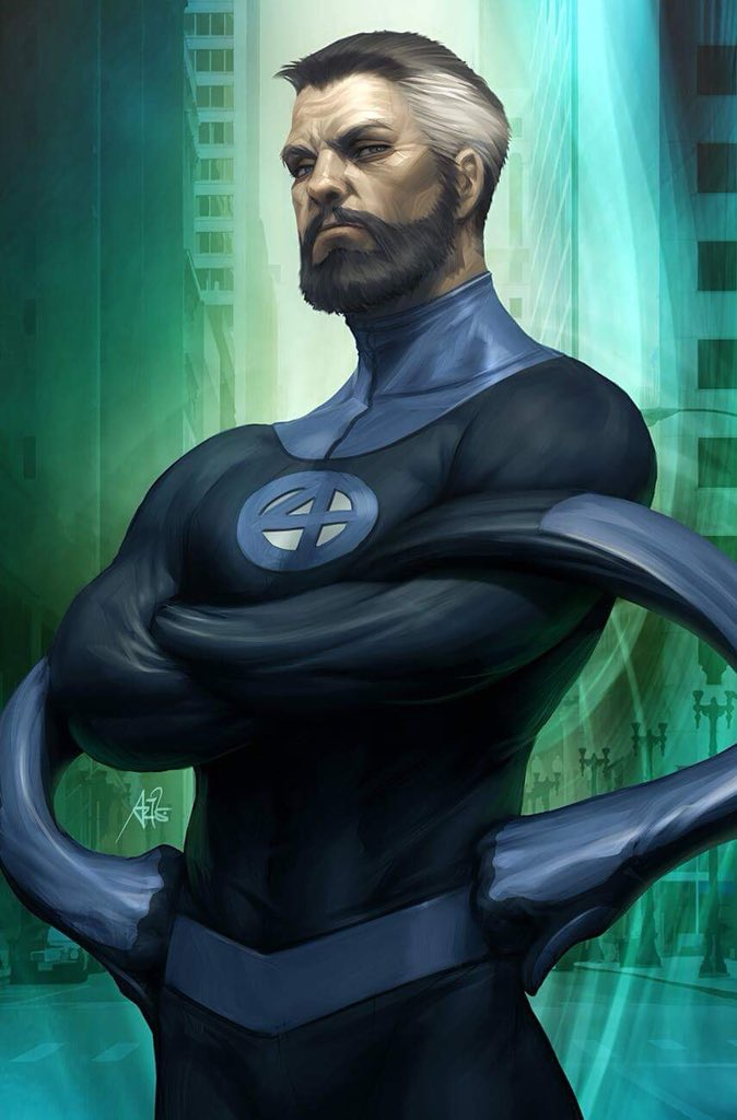 Reed Richards (Terra-616)