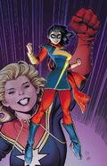 Ms. Marvel Vol 3 1 Adams Variant Textless