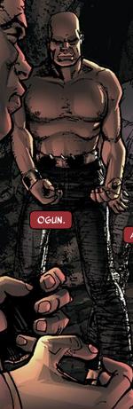 Ogun Strong (Tierra-616)