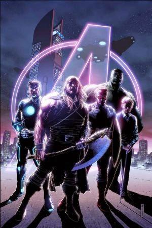 The War Knight/Novedades de Marvel - Semana IV de Mayo 2014