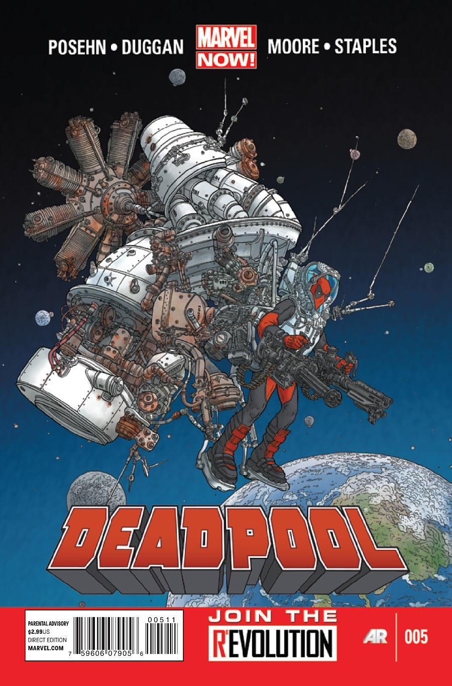 Deadpool Vol 3 5