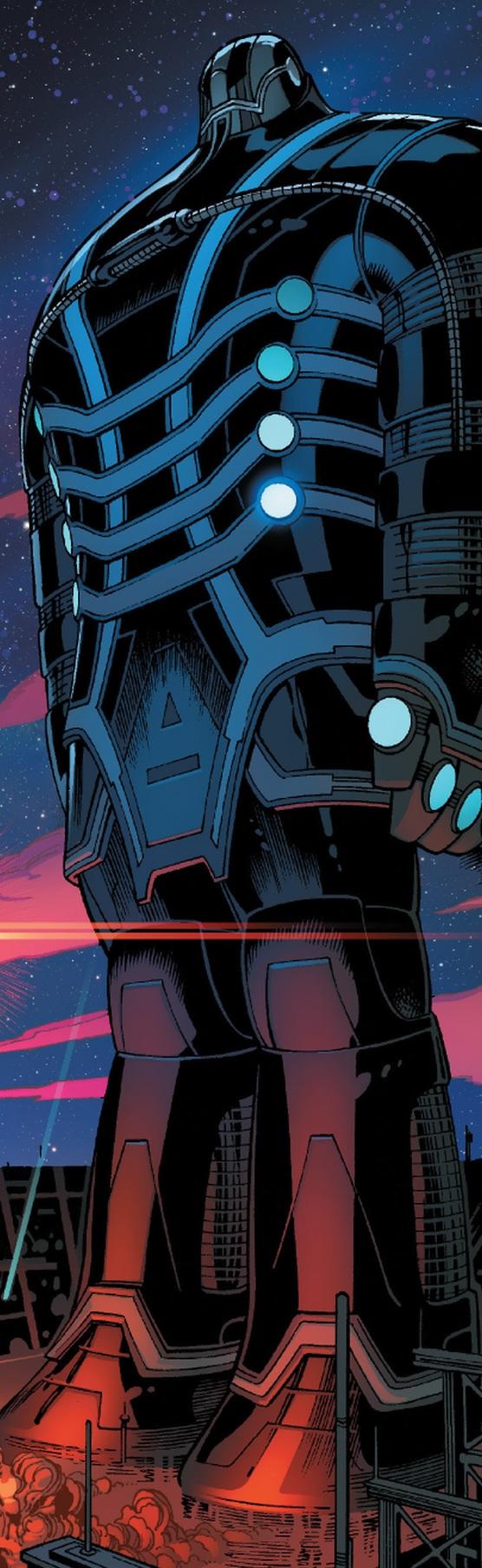Divindade (Terra-616)/Galeria