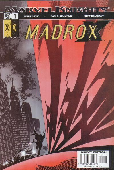 Madrox Vol 1