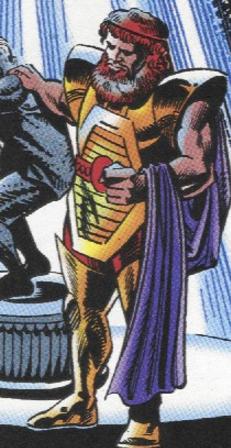 Doutor Zeus (Terra-616)