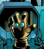 Infinity Gauntlet (Item) from Ultimate Comics Ultimates Vol 1 20 001.jpg