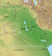 Iraq-geography