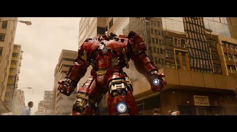The War Knight/Primer trailer de Avengers:Age of Ultron