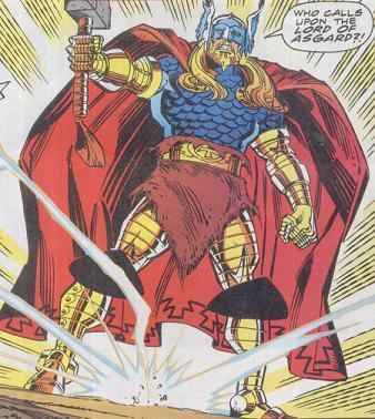 Thor Odinson (Terra-982)