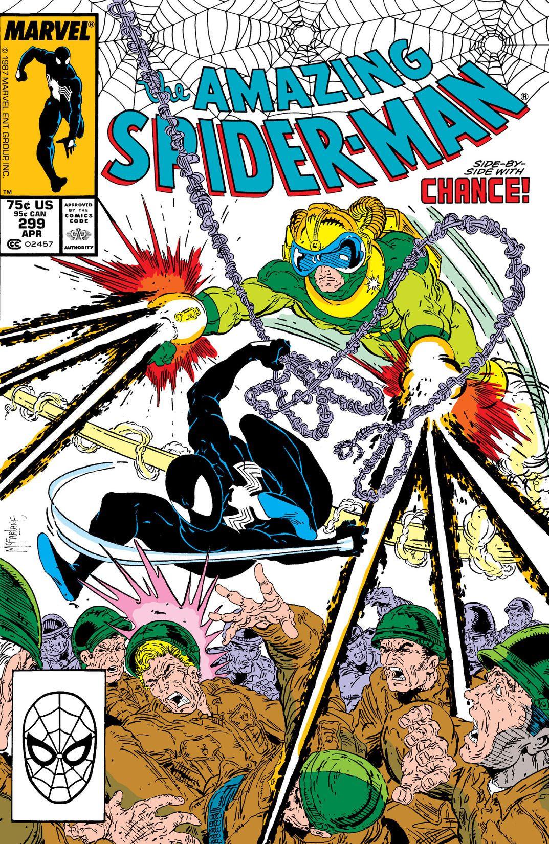 O Espantoso Homem-Aranha Vol 1 299