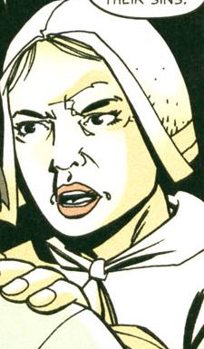 Sarah Shaw (Tierra-616)