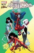 Amazing Spider-Man Vol 3 9 Ferry Variant